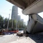 Trung Quốc: Vụ sập cầu không biết quy trách nhiệm cho ai - ảnh 1