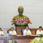 Chính phủ họp phiên thường kỳ tháng 9/2012 - ảnh 1