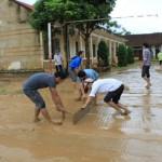 Miền Trung sau mưa lớn: Giao thông cơ bản trở lại bình thường - ảnh 1